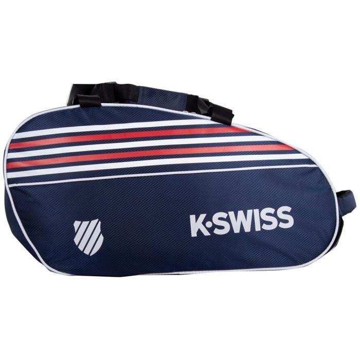 Sacs et sacs à dos Sacs Raquettes de Padel K-swiss Heritage Pro - Taille Unique - Bleu