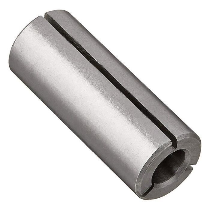 Douilles de réduction de pince pour Défonceuse MAKITA RP1800, RP2300 Ø 12 mm - Taille - 12 - 10 mm