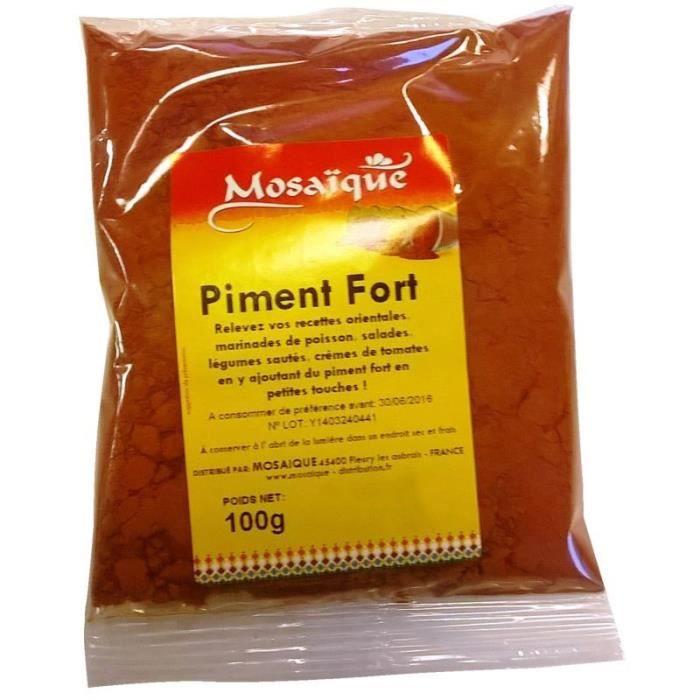 MOSAIQUE Piment doux moulu - 250 g