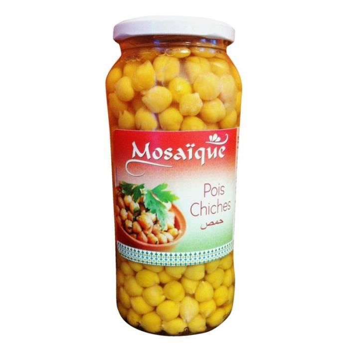 MOSAIQUE Pois Chiche - 400 g