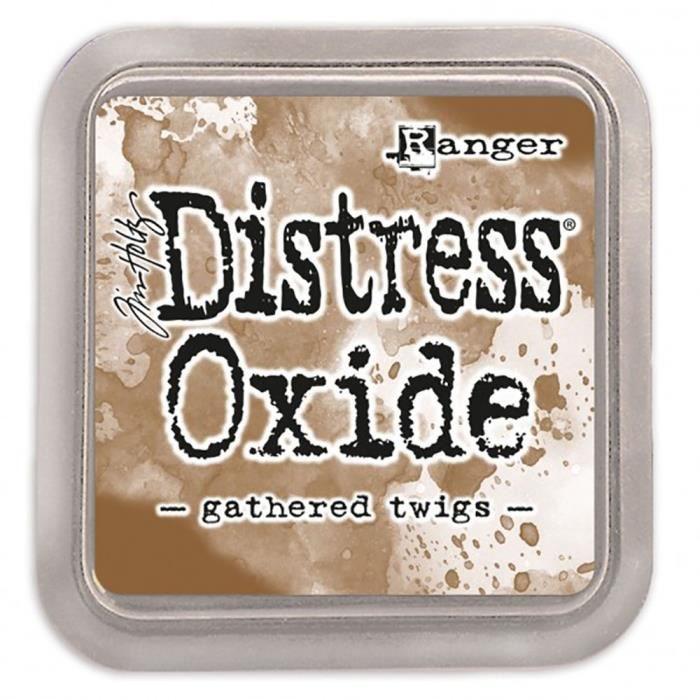 Encreur Distress Oxide de Ranger - Ranger distress oxides:gathered twigs