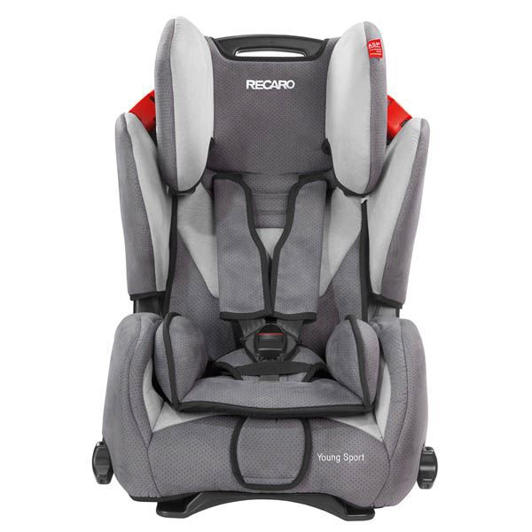 Siège auto Recaro YOUNG SPORT Groupe 1/2/3 - Sh…
