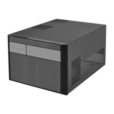 Silverstone Sst Sg11b Sugo Boîtier Pc cube Micro Atx, noir