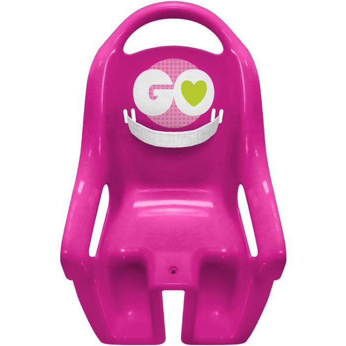 STAMP Porte poupée Pink Skids Control