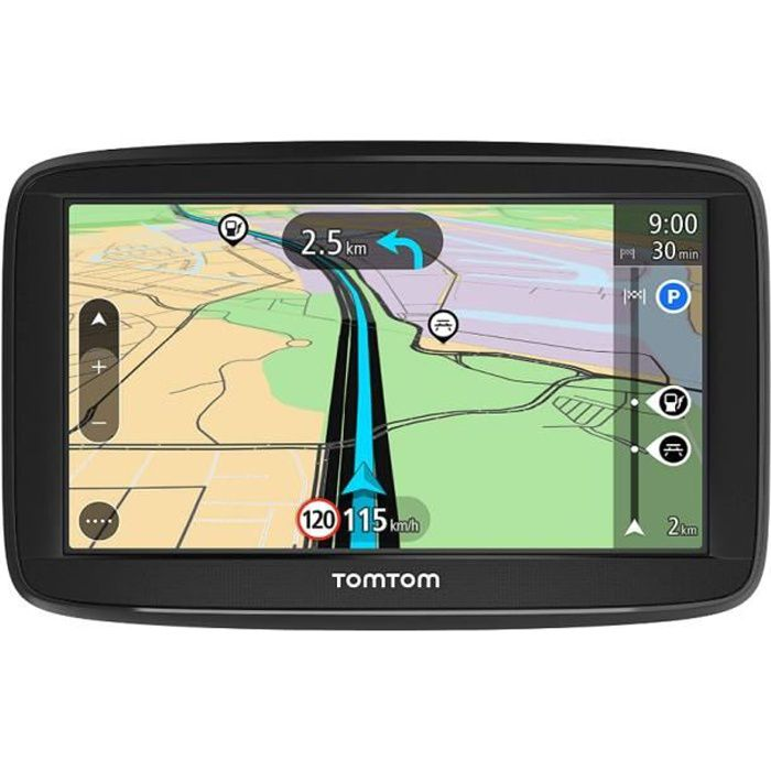 TomTom GPS Voiture Start 52 Lite - 5 Pouces, Cartographie Europe 49 pays
