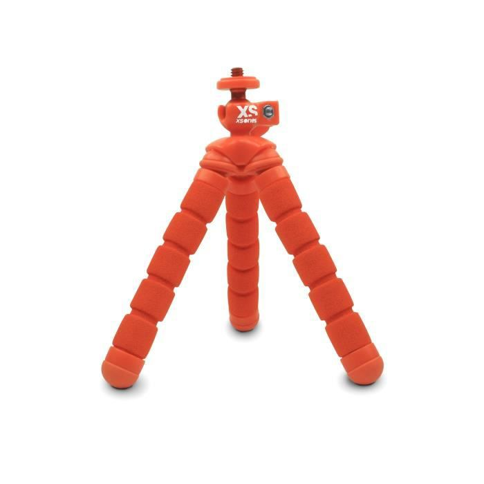 XSORIES Trépied articulé pour GoPro Mini Bendy - Orange