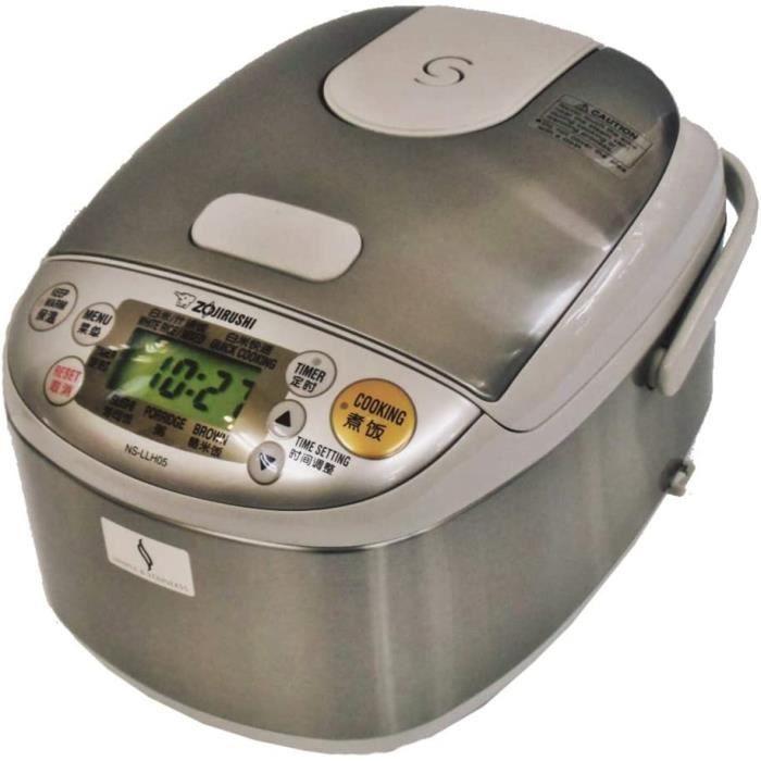 Zojirushi Microcomputer overseas 0.54L (3 go) cook NS-LLH05-XA Rice cooker