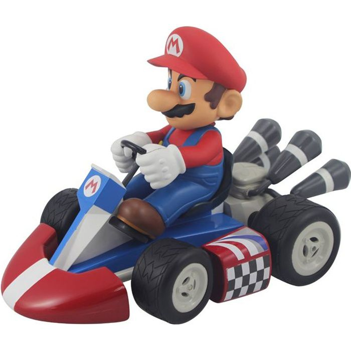 nintendo mario kart v hicule radio command achat vente figurine personnage cdiscount. Black Bedroom Furniture Sets. Home Design Ideas