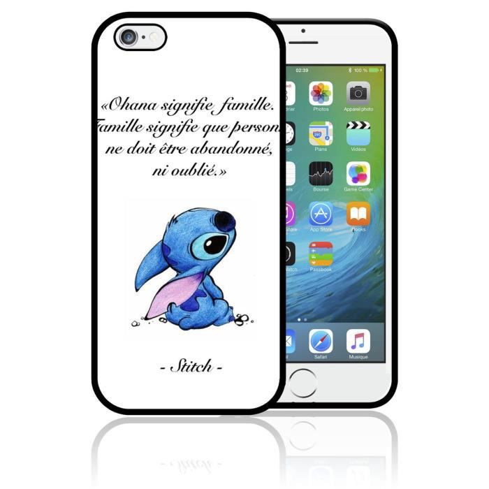 coque iphone 6 plus stitch disney swag vintage