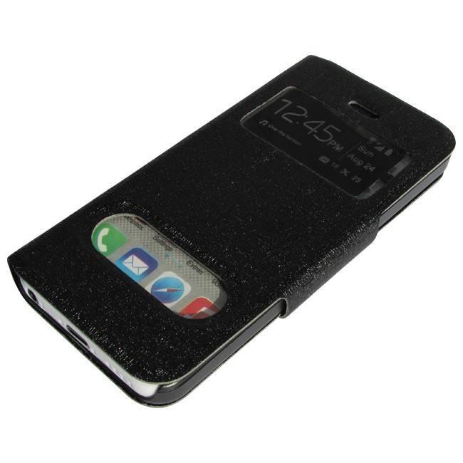 Etui iphone 5c avec fenetre