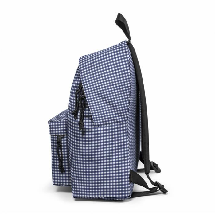 Sac à dos Eastpak Padded Pak'r Gingham blue