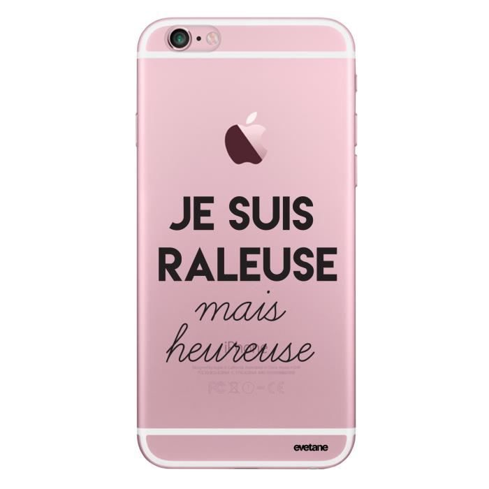 coque iphone 6 raleuse
