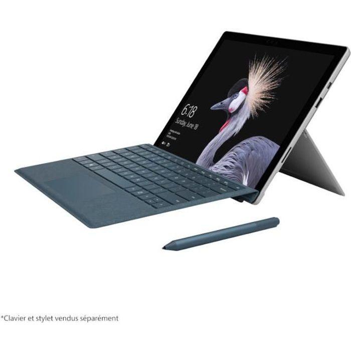PC RECONDITIONNÉ Microsoft Surface Pro Core M RAM 4Go SSD 128 Go