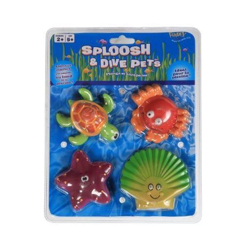 Jeu de Plein Air et Sports Fish in Net Goodfun Sploosh /& Dive Pets 8466