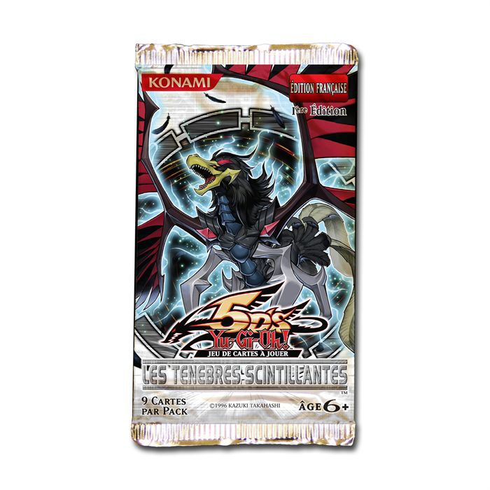 Yu Gi Ho - Pack de 9 cartes assorties par booster - 1 carte rare dans ...