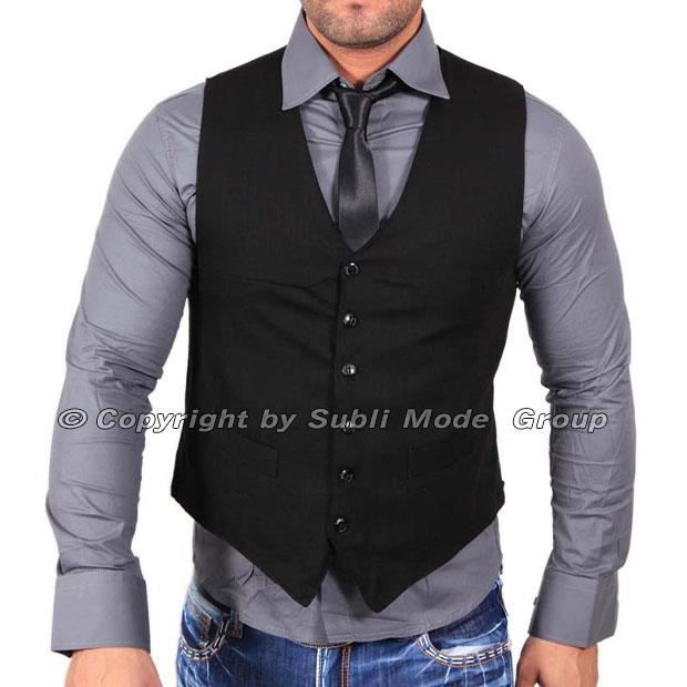 gilet chemise cravate homme noir gris noir achat vente costume tailleur cdiscount. Black Bedroom Furniture Sets. Home Design Ideas