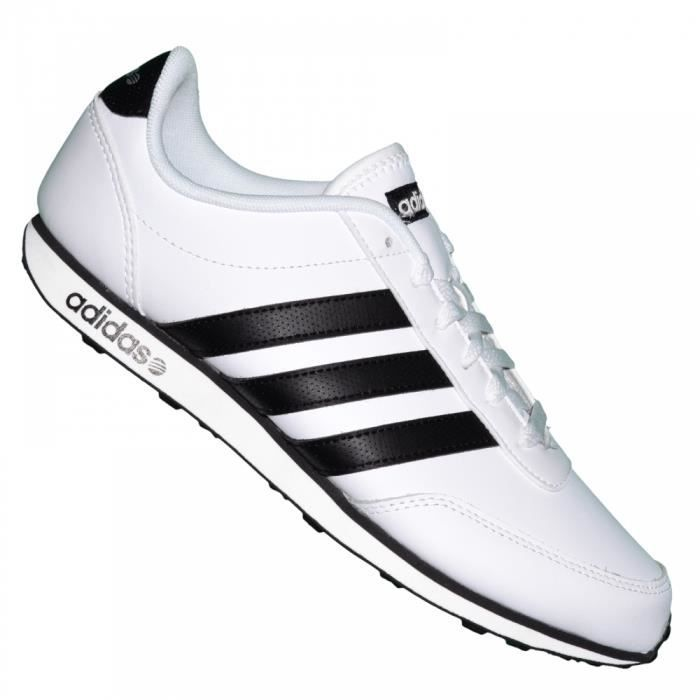 Adidas Neo - Basket - Homme - V … Blanc Blanc - Cdiscount Chaussures