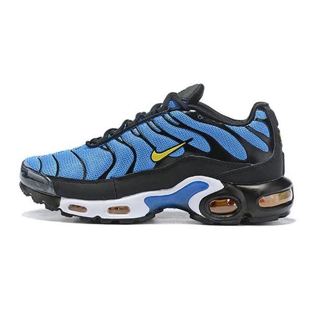 Baskets Nike Air Max Plus Tn Homme Bleu Bleu - Cdiscount Chaussures