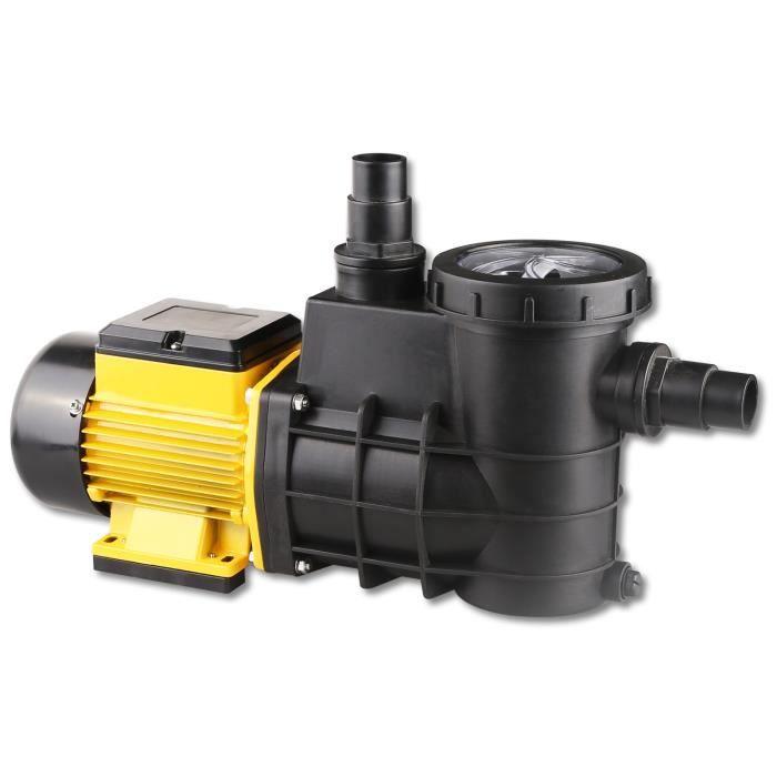 70 watts Pompe de filtration piscine 5000l//h