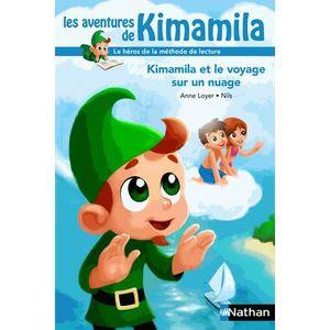 Livre 6-9 ANS Kimamila et le voyage sur un nuage