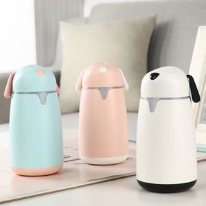 HUMIDIFICATEUR ÉLECT. USB Mini Cute Dog Home Office Humidification Atomi
