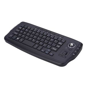 SOURIS 2.4 g mini clavier sans fil Multi-Media Functional