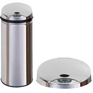 POUBELLE - CORBEILLE FRANDIS Poubelle ronde Automatique sensor 30 l en
