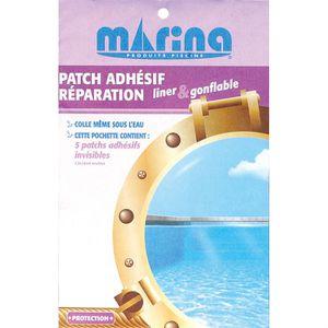 ENTRETIEN MANUEL  Patch adhésif réparation