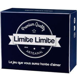 JEU SOCIÉTÉ - PLATEAU LIMITE LIMITE - 25000 - Testez les limites de l'hu