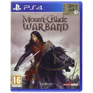 JEU PS4 MOUNT AND BLADE WARBAND
