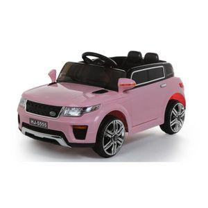 VOITURE ELECTRIQUE ENFANT 12V Style Range Rover Rose