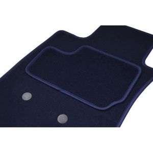 TAPIS DE SOL Tapis pour Renault CLIO 4 Break Estate - 2 Avants