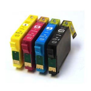 CARTOUCHE IMPRIMANTE Cartouche compatible Epson T1631 à T1634 Pack T163