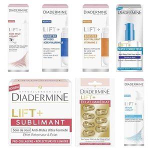COFFRET CADEAU CORPS Diadermine - l'essentiel soin de la peau anti-age