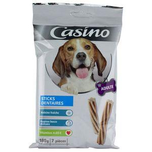 CROQUETTES Stick dentaire pour chien - 180 g