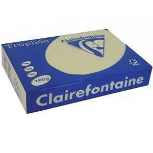 PAPIER IMPRIMANTE Ramette de Papier couleur Trophée A4 160g Troph…