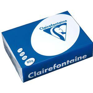 PAPIER IMPRIMANTE Ramette papier A5 Clairefontaine 80g - Blanc