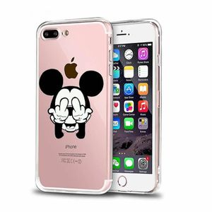 coque iphone 8 plus contour rose