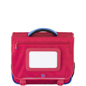 238a5fba85 CARTABLE Cartable Delsey ref_del003395380-04-rouge Rouge