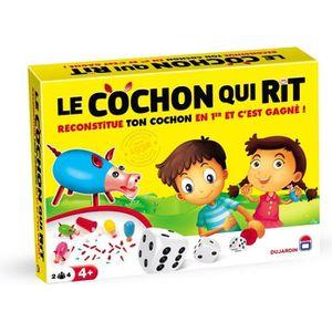 JEU SOCIÉTÉ - PLATEAU LE COCHON QUI RIT (par 4) - 10004 N - Le jeu incon