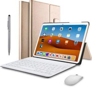 TABLETTE TACTILE 4G LTE Tablette Tactile Ordinateur portable 2 en 1