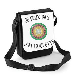 SACOCHE INFORMATIQUE Sacoche Tablette-Ordinateur - Polyester - Noir LMK