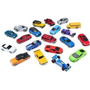 VOITURE - CAMION MAISTO FRESH METAL - pack de 20 voitures miniature