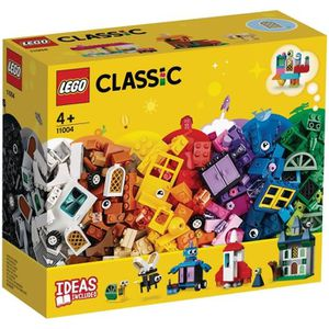 ASSEMBLAGE CONSTRUCTION LEGO® Classic 11004 Les fenêtres créatives