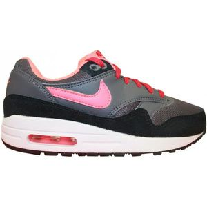 BASKET NIKE AIR MAX 1 JUNIOR GRIS