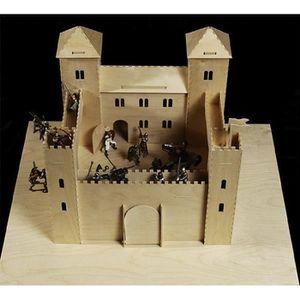 KIT MODÉLISME Pebaro - 887 - Château fort