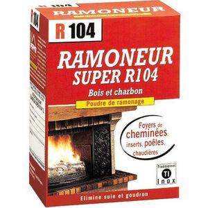 ACCESSOIRES RAMONAGE Super ramoneur R104 poudre de ramonage - 900 g