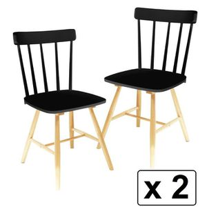 Chaise bistrot bois achat vente chaise bistrot bois for Soldes chaises bois