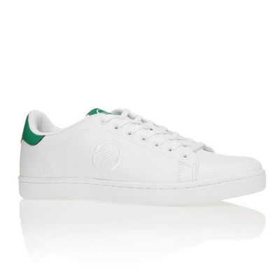SERGIO TACCHINI Baskets Gran Torino Chaussures Homme Blanc