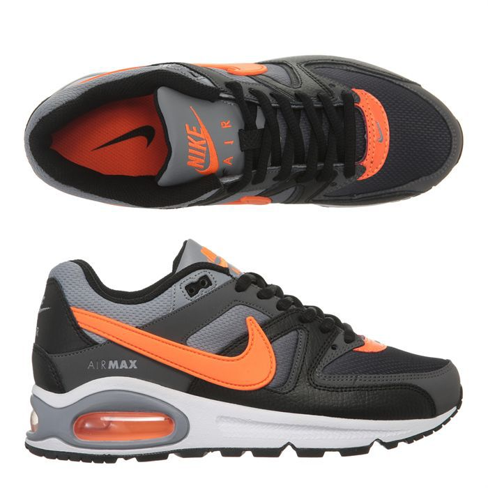nike air max commando black